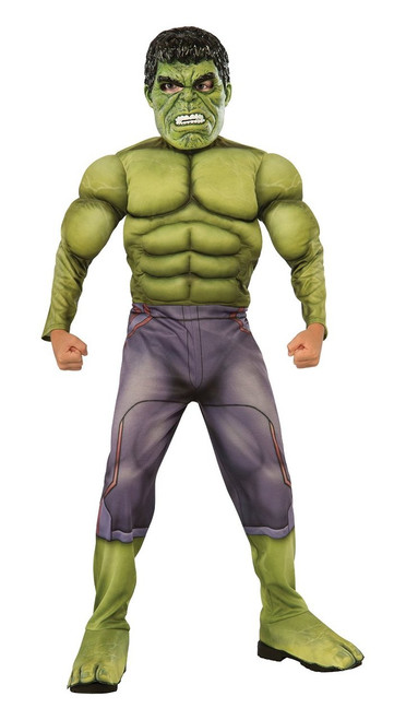 Marvel Avengers Hulk Kids Costume