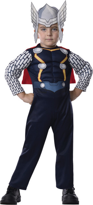 Toddler's Thor Costume
