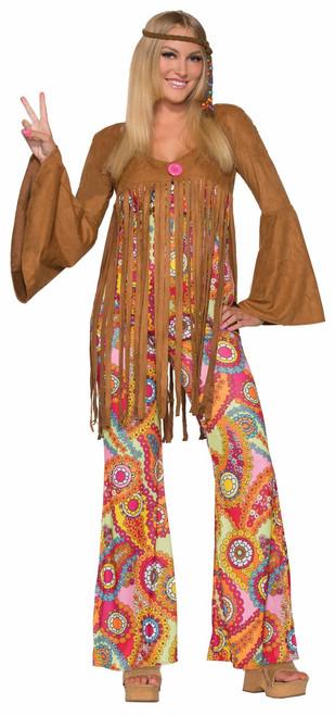 60s Groovy Sweetie Hippie Costume