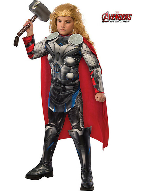 Avengers Age of Ultron Thor Kids Costume