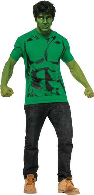 The Hulk Marvel T-Shirt Costume