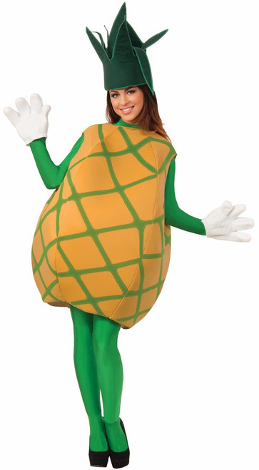 Pineapple Fruit Unisex Costume