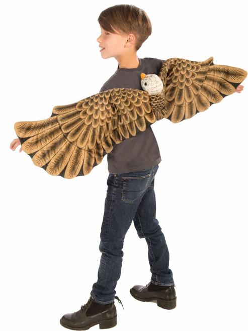 Plush Playtime Eagle Wings