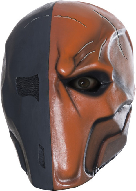 Deathstroke Arkham Latex Mask
