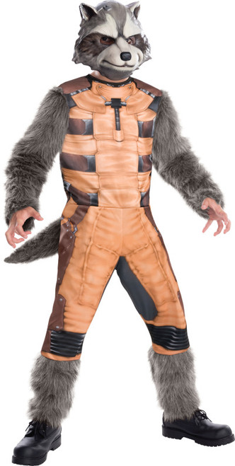 Rocket Raccoon Guardians of the Galaxy Costume