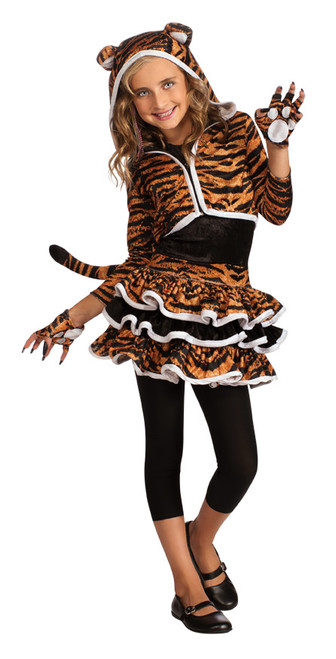 Children's Tiger Dress Costume