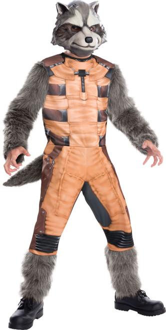 Kids Rocket Raccoon Guardians of the Galaxy Costume