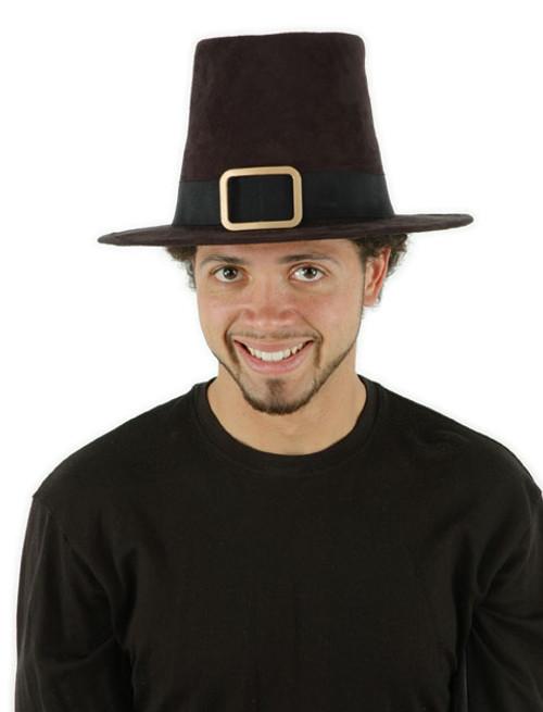 Mens Deluxe Pilgrim Hat