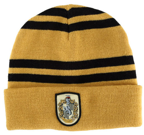 Hufflepuff Harry Potter Beanie Hat