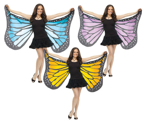 Adult Soft Butterfly Wings