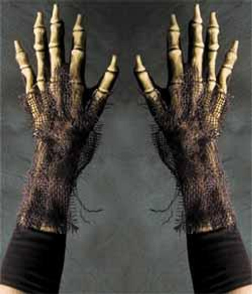 Super Action Survivor Skeleton Gloves