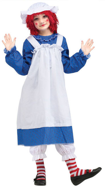 Raggedy Ann Rag-Doll Costume