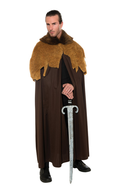 Medieval Warrior Cloak Cape