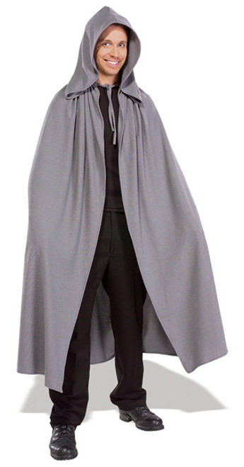 Lord of the Rings Grey Elven Cloak