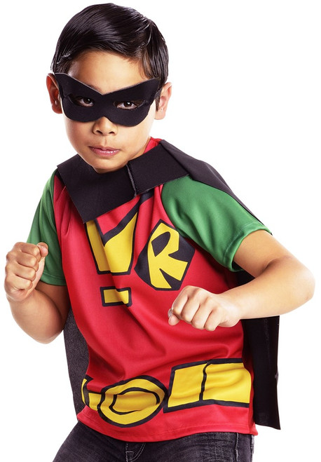 Teen Titans Go! Robin Costume Kit