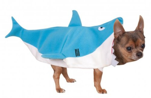 Shark Dog Pet Costume