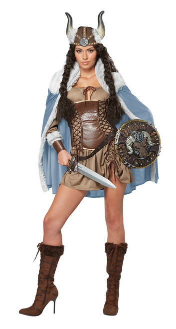 Sexy Viking Vixen Costume