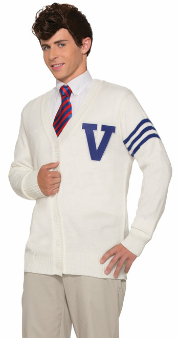50s Mens Varsity Sweater