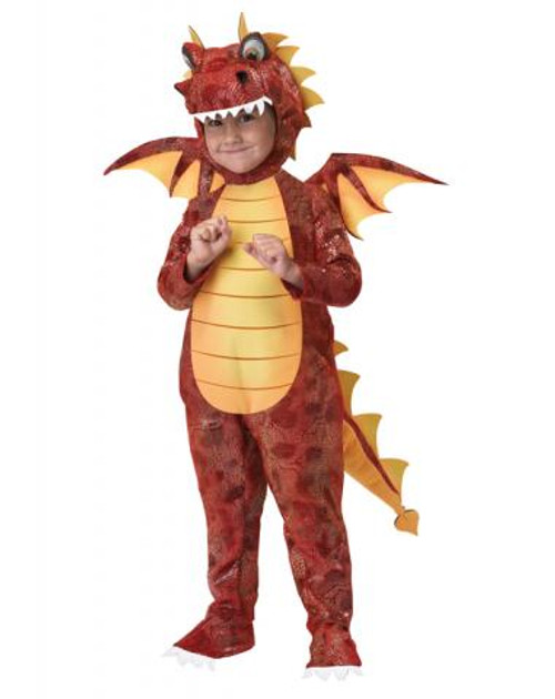 Toddler's Fire Breathing Dragon Costume