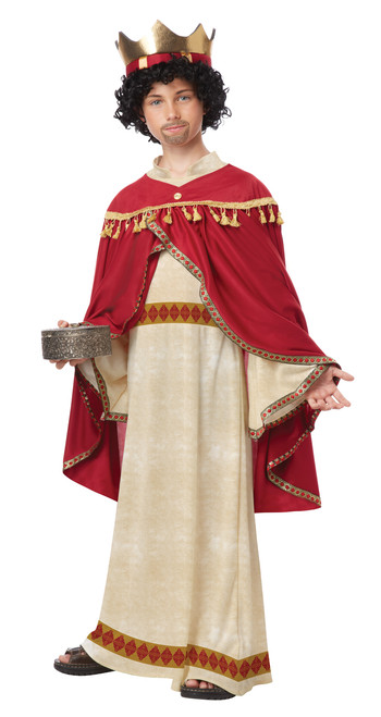 Melchoir of Persia Children's King Costume