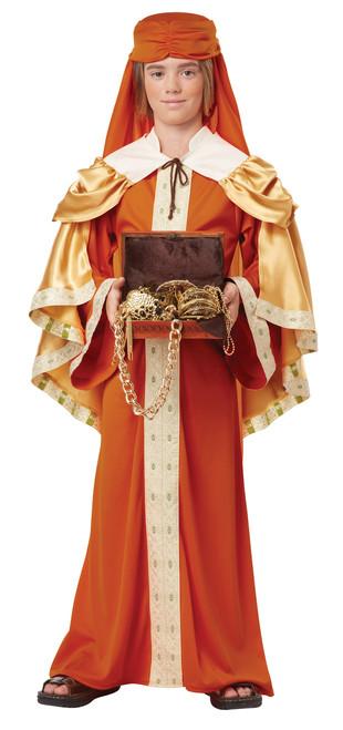 Children's Gaspar, King of India Costume