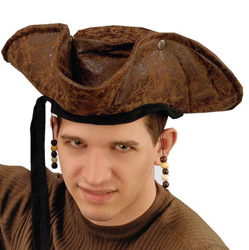 Old Buccaneer Pirate Hat
