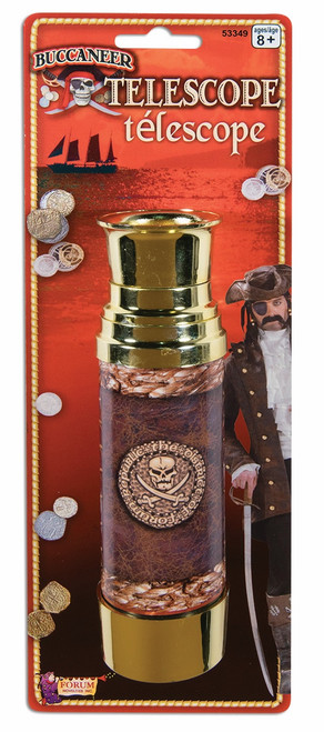 Buccaneer Pirate Telescope