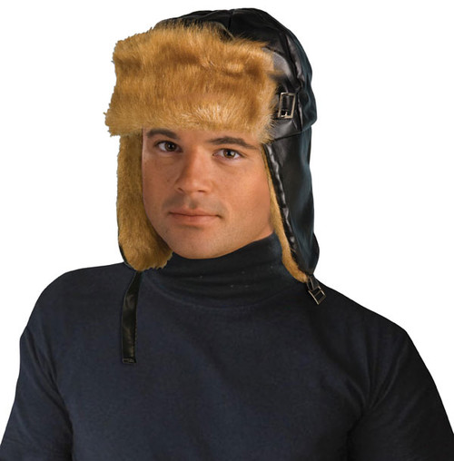 Furry Aviator Hat