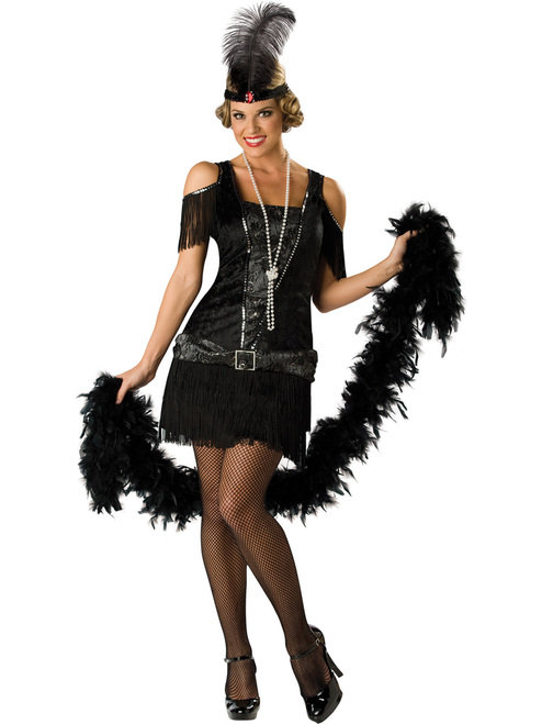 20s Fabulous Flapper Costume