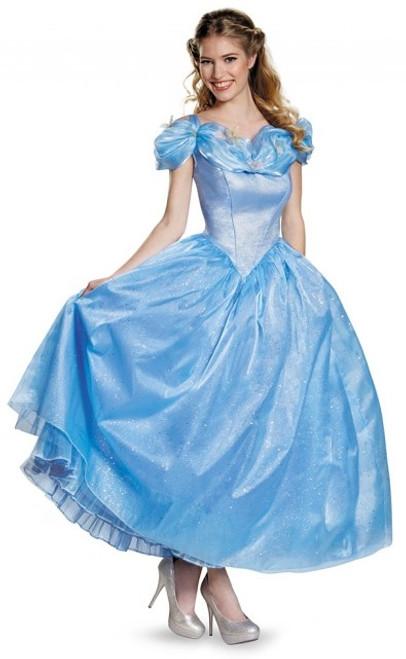 Cinderella Movie Costume - Plus Size
