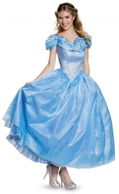 Cinderella Movie Costume - Plus Size