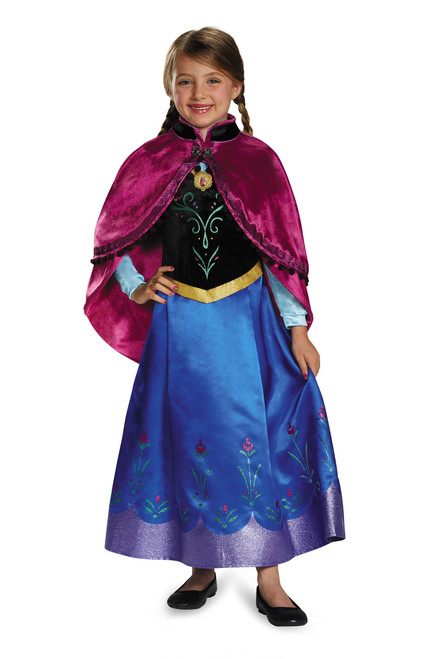 Children's Prestige Anna Traveling Dress Costume