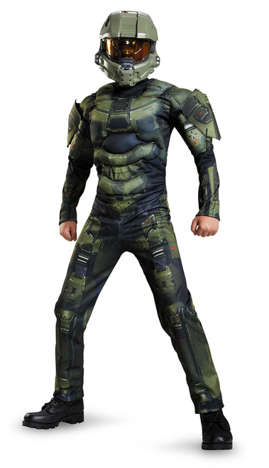 Kids Master Chief Costume