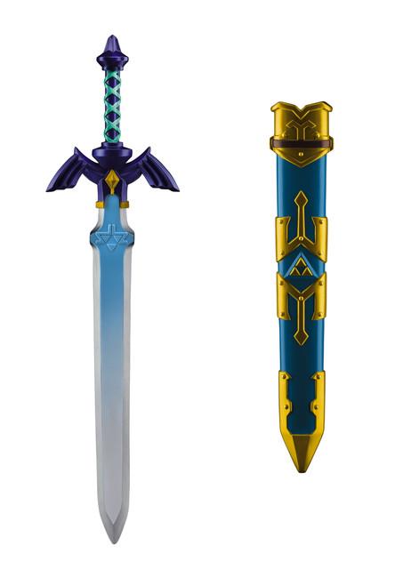 Nintendo's Legend of Zelda Link Master Sword