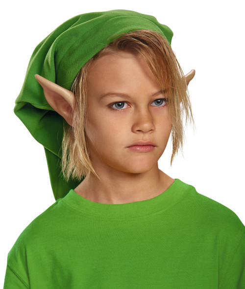 Nintendo's Link Child Elf Ears