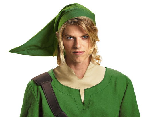 Adult Legend of Zelda Link Hat