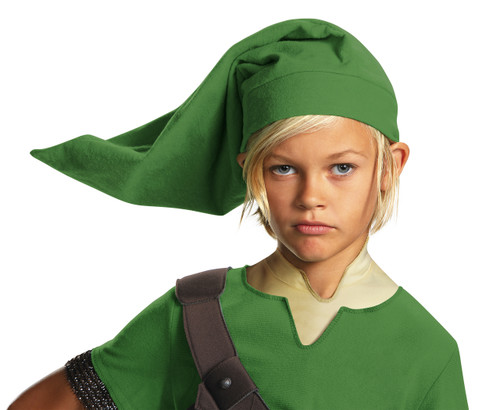 Child Legend of Zelda Link Hat