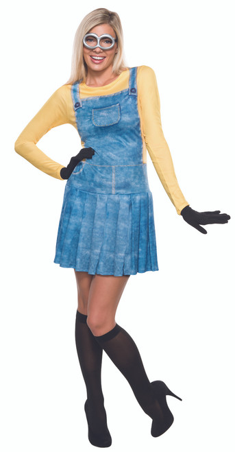 Ladies Minions Movie Halloween Costume