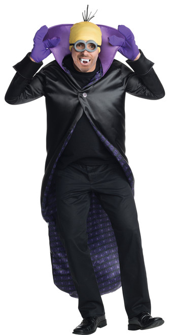 Adult Dracula Minion Halloween Costume