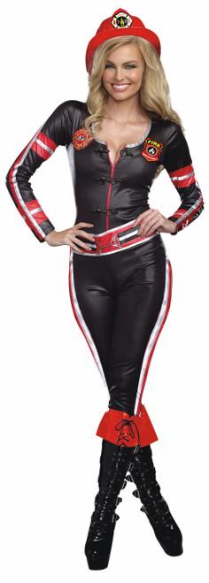 Women's Firefighter Costume