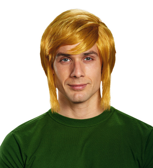 Nintendo Legend of Zelda Adult Link Wig