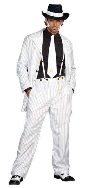 40s Zoot Suit Riot Gangster Costume