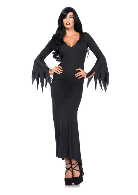 Ladies Gothic Dress Costume