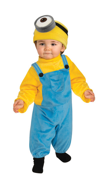 Toddler's Minion Stuart Despicable Me Costume