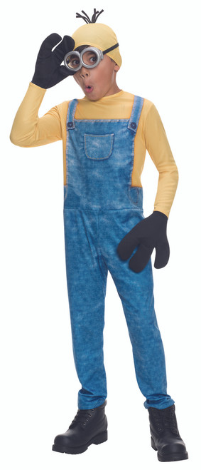Kids Minions Movie Kevin Costume