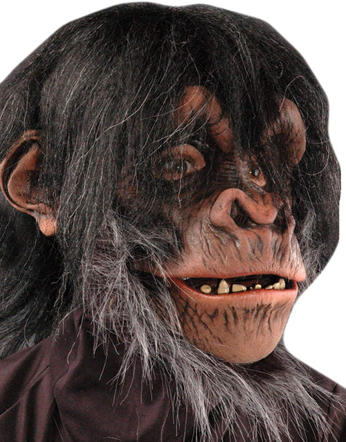 Hairy Chimp Mask