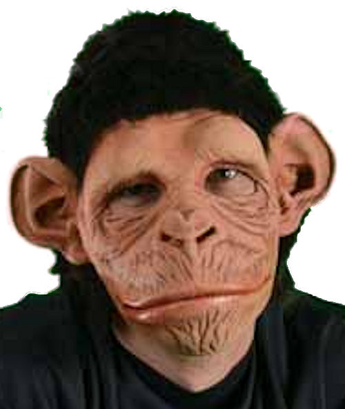 Realist Chimp Mask