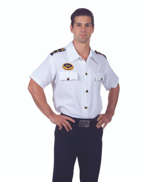 Men's Pilot Costume Shirt