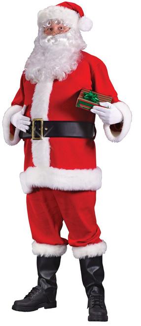 Standard Size Flannel Santa Suit