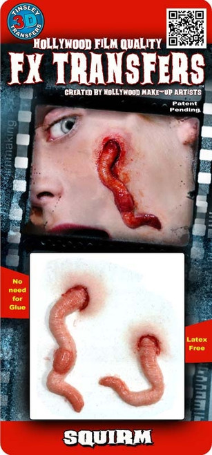 """""""Squirm"""" Crawling Worms Easy FX Transfer"""